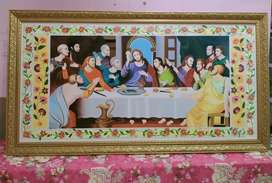 Last Supper Of Jesus Christ Painting