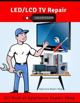Led tv repair experts at Soft Tech electronics and repair experts