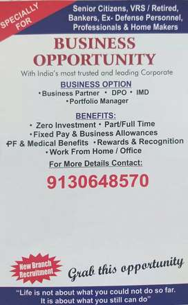Life Changing Career Opportunity