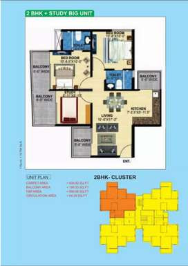 Best affordable project 3 bhk