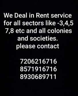 Rent service