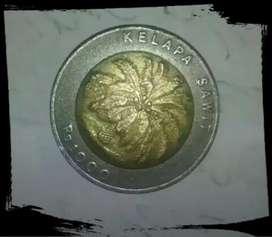 Uang koin Rp.1000