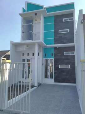 Rumah Harga Murah Siap Huni Bangunan Baru Strategis Di Kota Malang