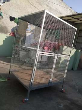 selling steel cage