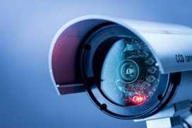 CCTV cameras and DVR Services