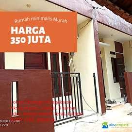 Rumah murah dijual di jagakarsa akses motor cash only 325 juta