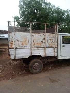 Mahindra Maxi trunk