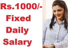 Full & Part Time/Data Entry/Work@Home/Computer Operator