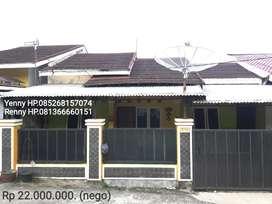 Dikontrakkan Rumah Lokasi Strategis Sipin Telanaipura