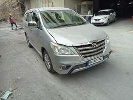 Toyota Innova 2012-2013 2.5 G (Diesel) 8 Seater, 2013, Diesel
