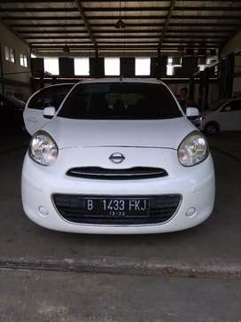 Nissan March 1.2 AT 2012. TT datsun, picanto cash kredit.