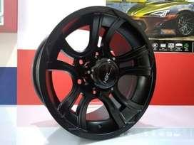 Pelek Racing Gresik R15 Pajero Fortuner Triton HSR PEAK JT15