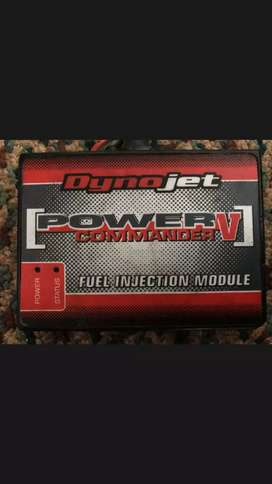 Power commander 5 for kawasaki ninja zx10r