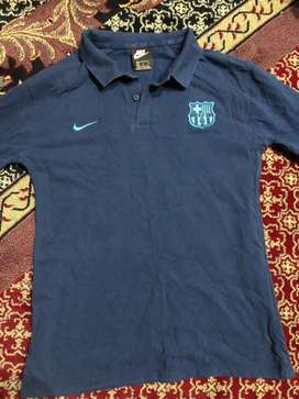 Original Fc Barcelona Polo Shirt football shirt