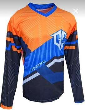 Kaos jersey sepeda lengan panjang surabaya