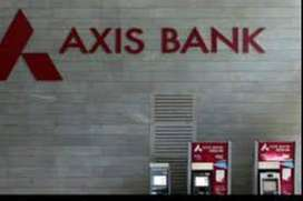 Apply for joining in Axis bank in accountant / back office
