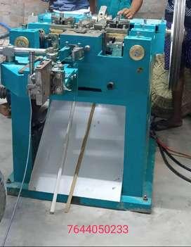 Wire nail machin