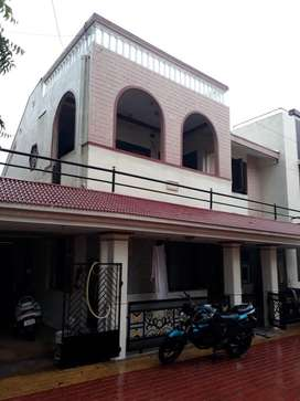 House is at good location and in posh area in BARDOLI