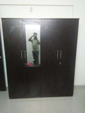 wardrobe 4 door new from manufacturing unit in pune
