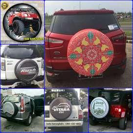 Sarung cover ban Rush Terios Taruna Touring Kuda Taft GT Ecosport Jeep
