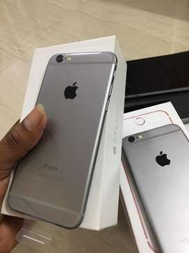 Iphone 6 / 64gb new box pck with bill