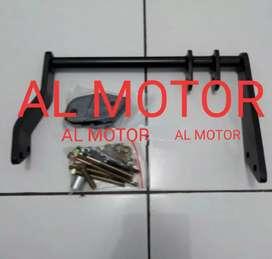 Bracket monoshock Yamaha Aerox 155, breket monoshock Aerox 155