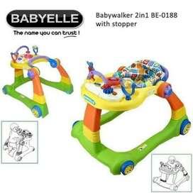 Baby walker 2 in 1 babyelle