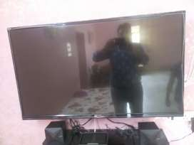 43 inch led. Full Hd. Brand new condition. Fixed rate