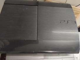 PS3 500GB with 30 games
