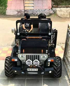New jeeps modified