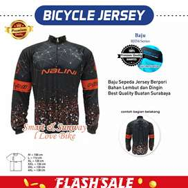 H1559 Baju Jersey Sepeda Best Quality Gratis Ongkir