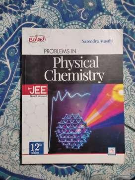 Narendra avasthi physical chemistry