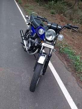 Yamaha RX100 single owner Tirupur vehicle fc,2022 December insurance