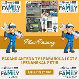 Antena tv digital Liga Sepak Bola Dunia Pasang Antena TV