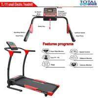 elektrik treadmil 1fungsi >> total fitness