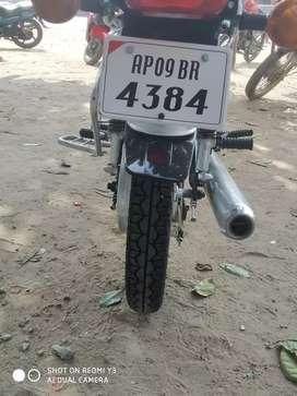 Yamaha135cc