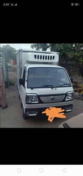 COLD REEFER VAN RENTAL WITH DRIVER