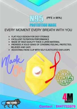 N95 mask washable