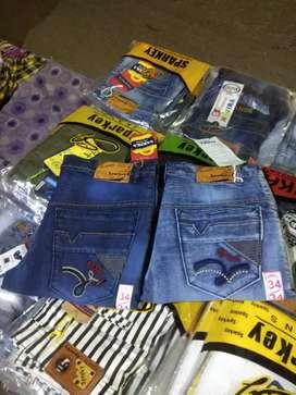 Fancy jeans under wholesales price.