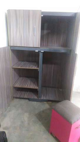 New Almari wardrobe (cupboard)