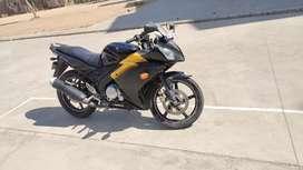 R15 v1 new battery new fuel motor