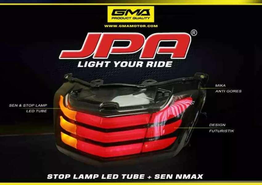Lampu stop nmax jpa led ori barang baru 0