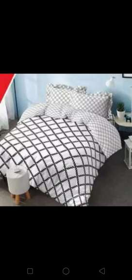 Bed cover 1set quen size