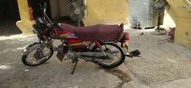 Rohi bike good condition complete documents original