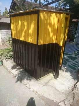 Booth Gerobak Container Yogya 1