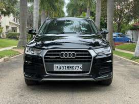 Audi Q3 2015 Diesel Well Maintained