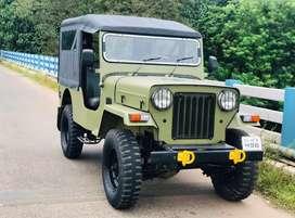Mahindra Jeep MDI 1998 4x4