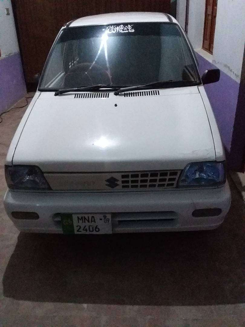 Working ac..tubeless tire..white bumper..cng kit working slender. 0