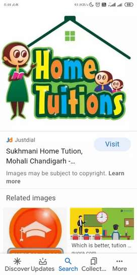 For tution classes