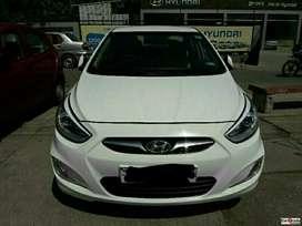 Hyundai Verna Fluidic 1.6 CRDi SX Opt, 2013, Diesel